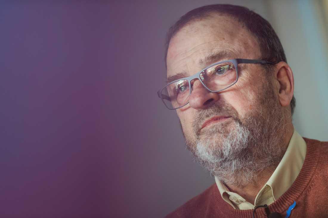 Kjell Brissman, ordförande i Prostatacancerförbundet, berättar om sina egna upplevelser.
