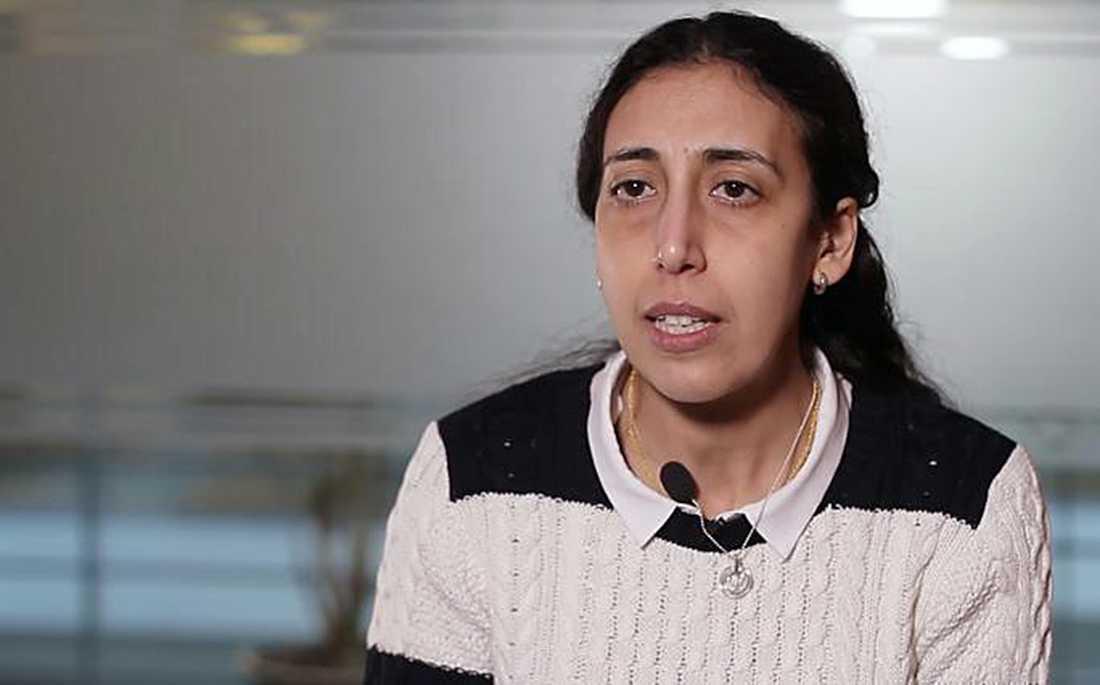 """""""Det här är en enorm tragedi"""", säger Katrin Kisswani, ordförande för Läkare utan gränser i Sverige."""
