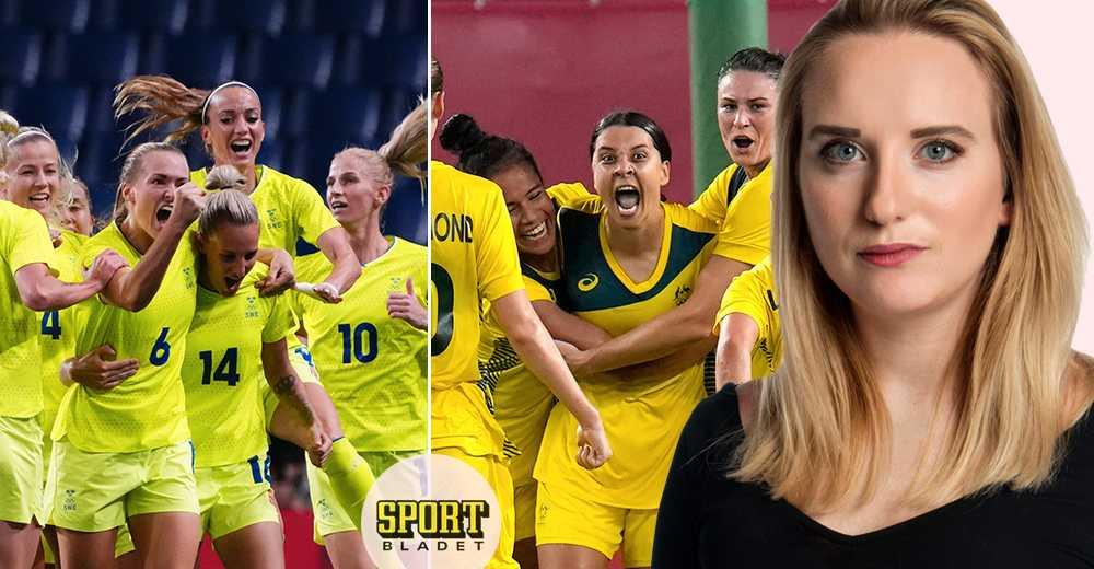 Fagerlund: Det står mellan Sverige och en finalplats