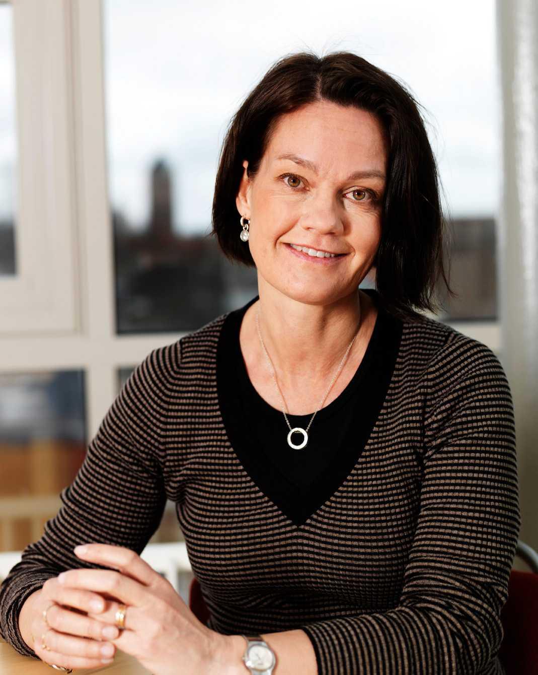 DNA-experten Anne Kihlgren.
