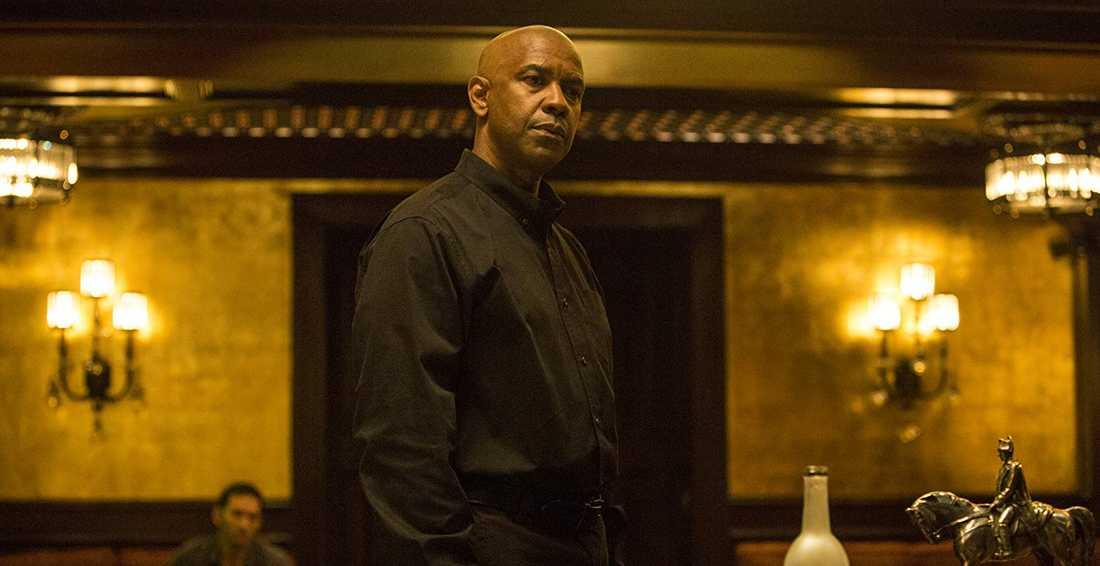 """Denzel Washington i """"The equalizer""""."""