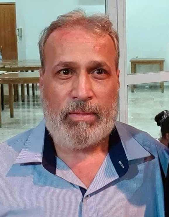 Aziz Asbar var en av Syriens viktigaste forskare inom  vapenproduktion.