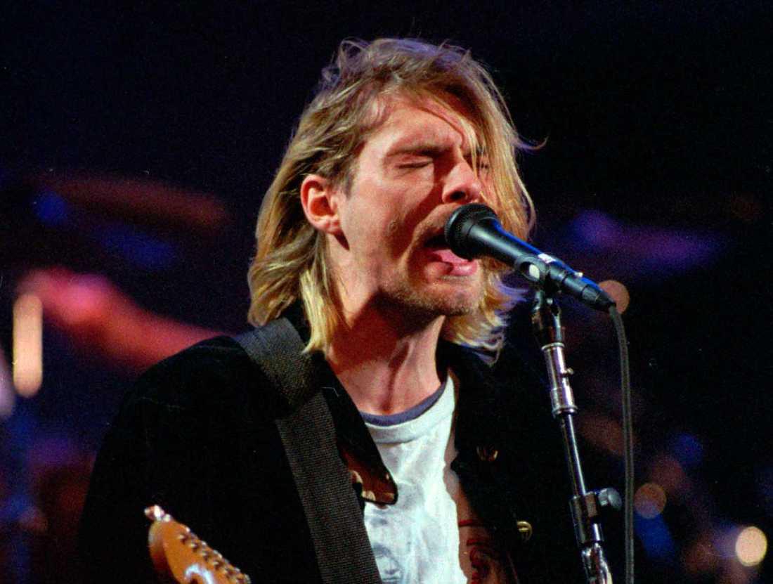 Kurt Cobain blev 27 år.