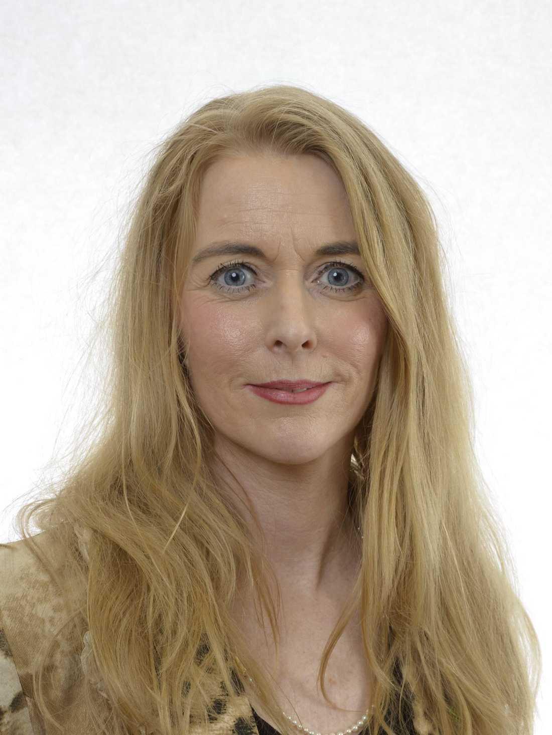 Riksdagsledamoten Pernilla Stålhammar (MP).