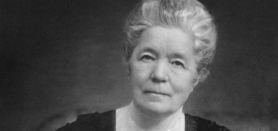 Selma Lagerlöf (1858–1940) är föremål för en ny biografi skriven av Anna-Karin Palm.