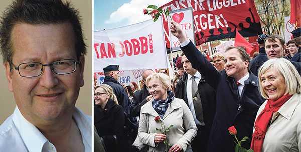 Det finns många förbryllande språkförvirringar i den socialdemokratiska förkunnelsen som vi bör lyssna efter i 1-majtalen, skriver S-debattören och statsvetaren Stig-Björn Ljunggren.