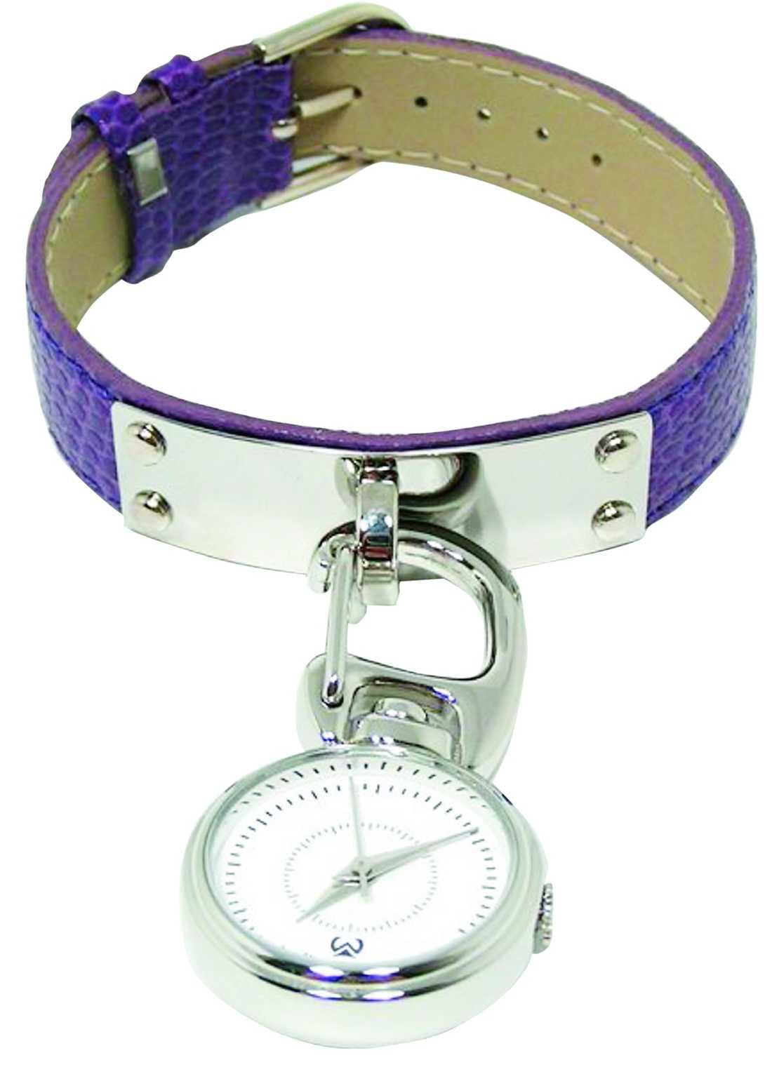 Håll tiden och stilen på samma gång. Klockan och armbandet finns på www.chique.se för 149 kronor.