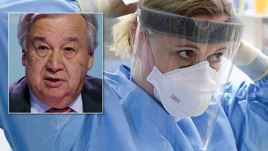 Redan stora ojämlikheter som drabbar kvinnor och flickor har förvärrats av pandemin. Flera år av framsteg för ökad jämlikhet har raderats, skriver FN:s generalsekreterare António Guterres i dag på kvinnodagen.
