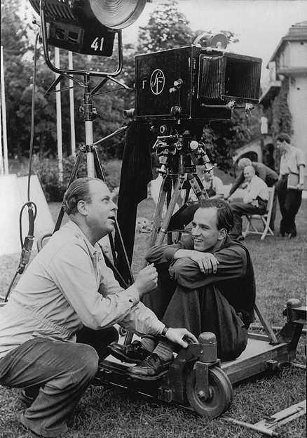 """KRIS Bergmans regidebut var filmen """"Kris"""" 1946."""