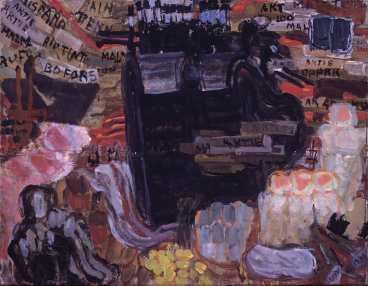 """Den stora världen: """"Penningen livets fiende"""" från 1938, en förstudie till """"Penning contra liv""""."""