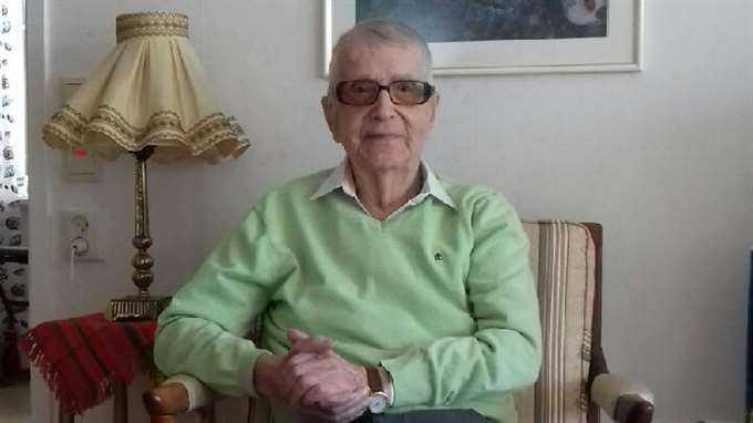 sveriges äldsta människa