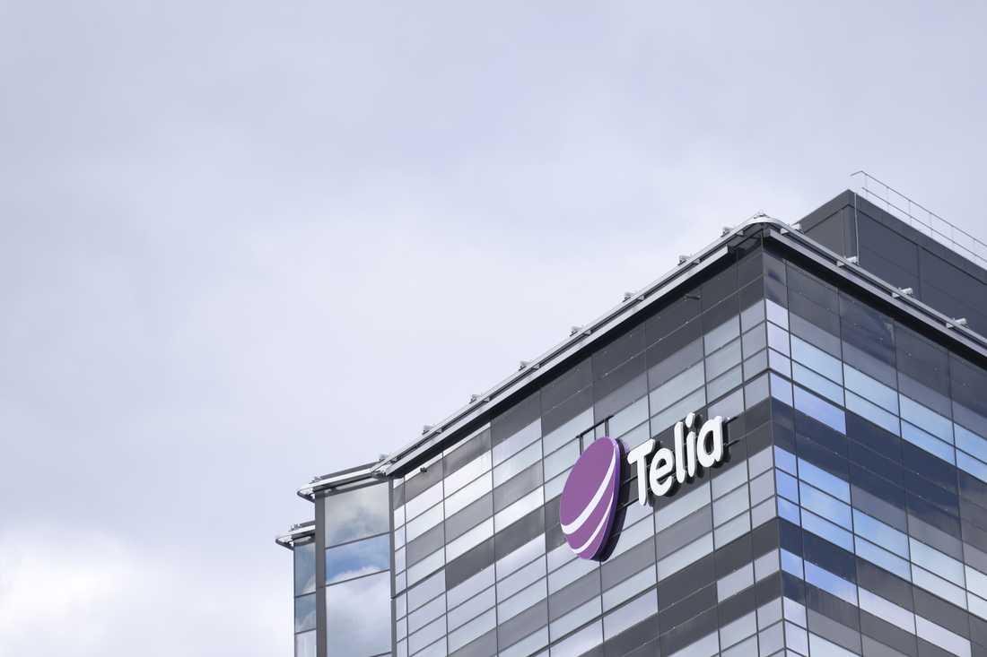 Telia, Tele2 och Tre uppger samtliga störningar i mobilnätet efter stormen Alfrida. Arkivbild.