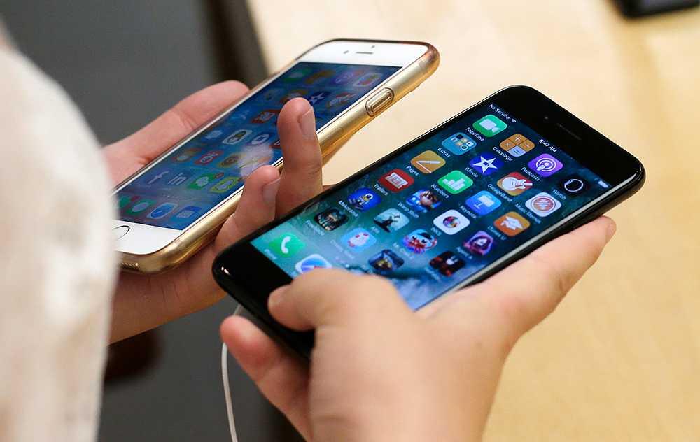 Batteriet till din Iphone kan göra telefonen långsammare.