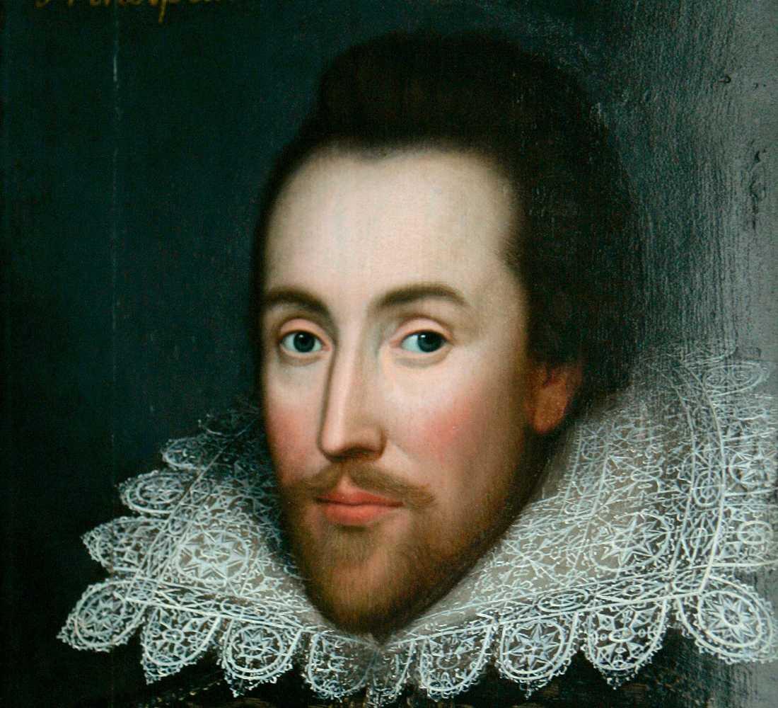 vara eller inte vara sann William Shakespeare (1564–1616) – ordmagiker och människokännare av stora mått. Hans ordförråd var åtta gånger större än hos en genomsnittlig engelsktalande. Men för bra för att vara sann var han inte, menar Claes Wahlin.