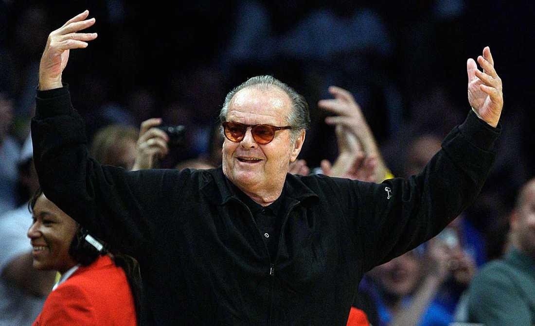 Jack Nicholson lägger av enligt en källa till Radaronline.
