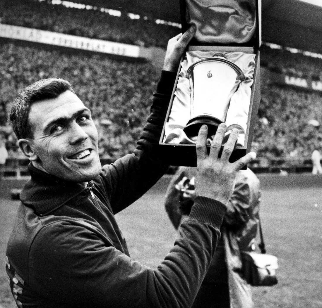 1961: Bengt Nyholm, IFK Norrköping
