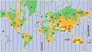 Karta Europa Tidszoner.Ursakta Vad Ar Klockan Aftonbladet