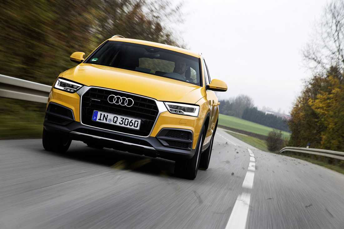 Audi tvingades återkalla Q3 för vad ägarna trodde var en smart fines.