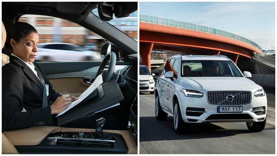 Volvos projekt Drive me ska snart rulla ut på vägarna kring Göteborg.