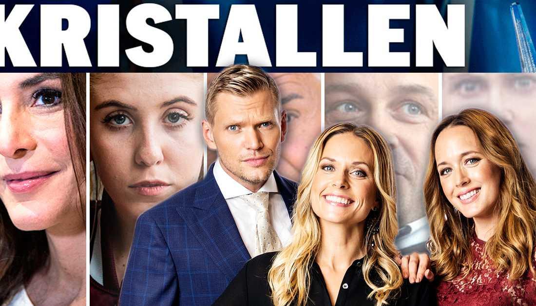 Kristallen (tv pris) | Aftonbladet