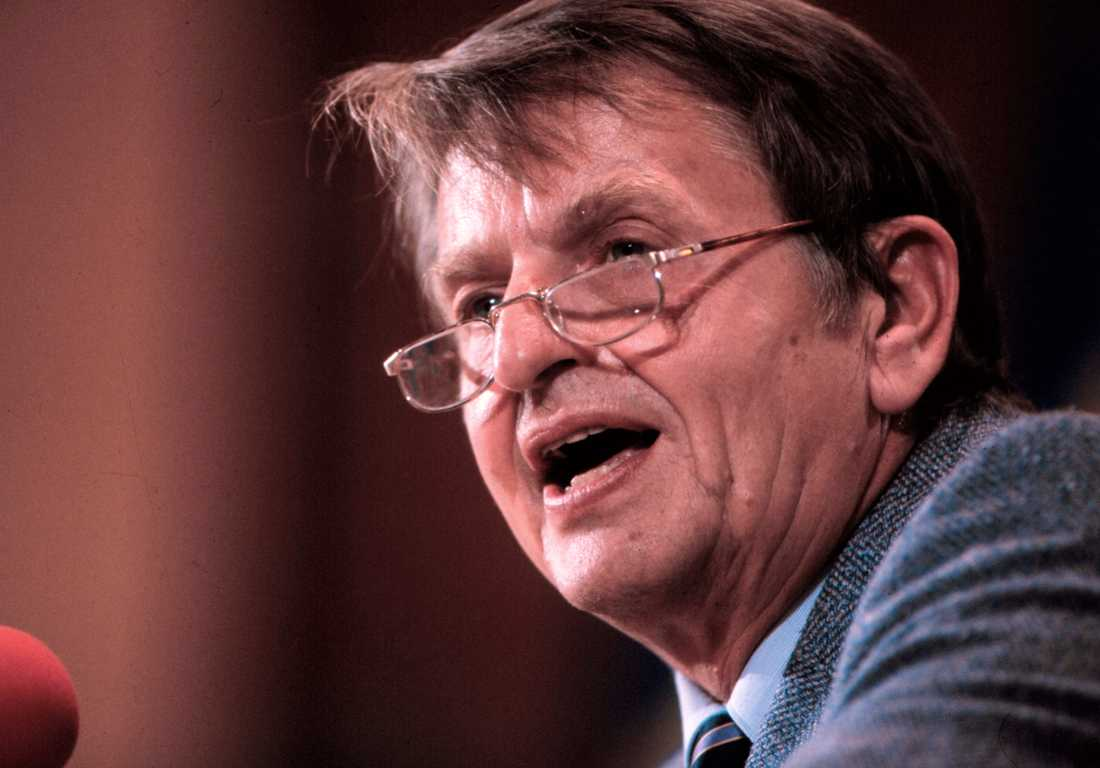 Hans Dahlgren har bland annat varit rådgivare åt Olof Palme.