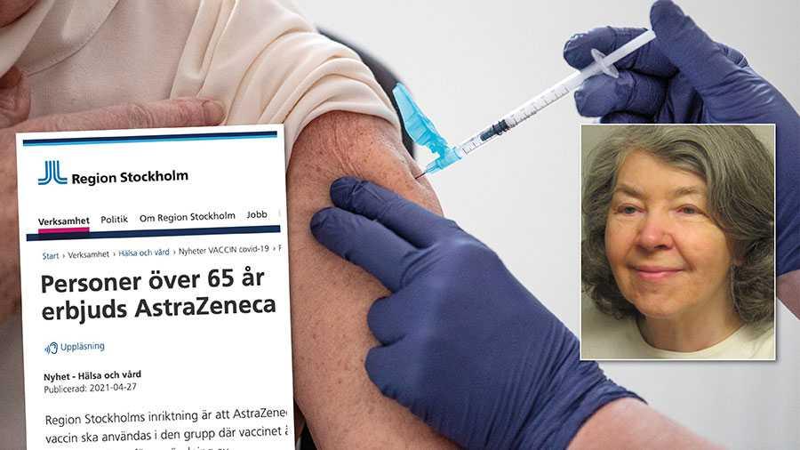 Om alla ska bli vaccinerade och bli det på ett etiskt och medicinskt godtagbart sätt – låt alla välja. Jag är knappast den enda som känner doften av förakt för äldre här, skriver Annika Bryn.