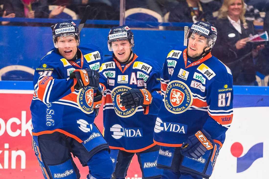 Gynge, Kiiskinen och Rosén levererar tillsammans.