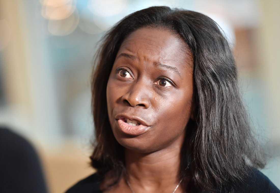 Liberalernas (L) partiledare Nyamko Sabuni vill återinföra civilplikten. Arkivbild