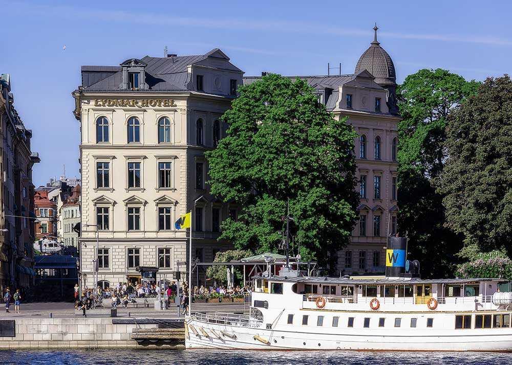 Lydmar Hotel är det bästa lyxhotellet i Stockholm.
