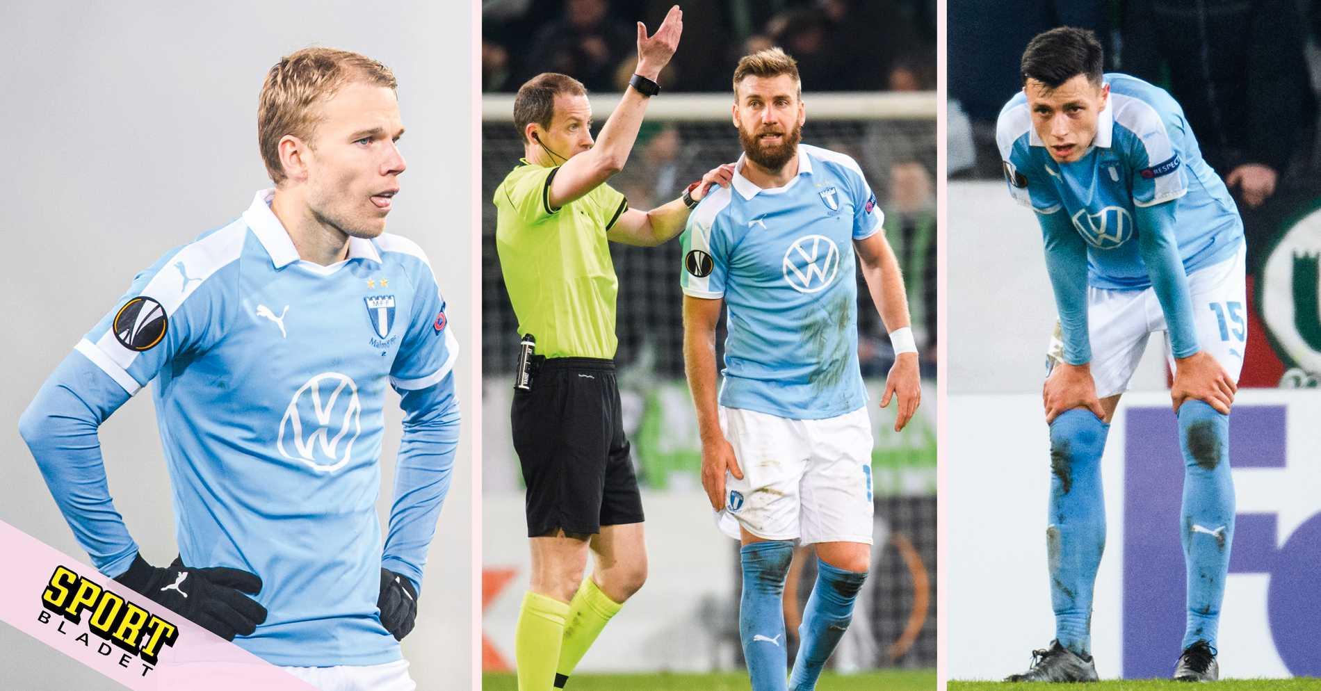 Malmö FF är ute ur Europa League.