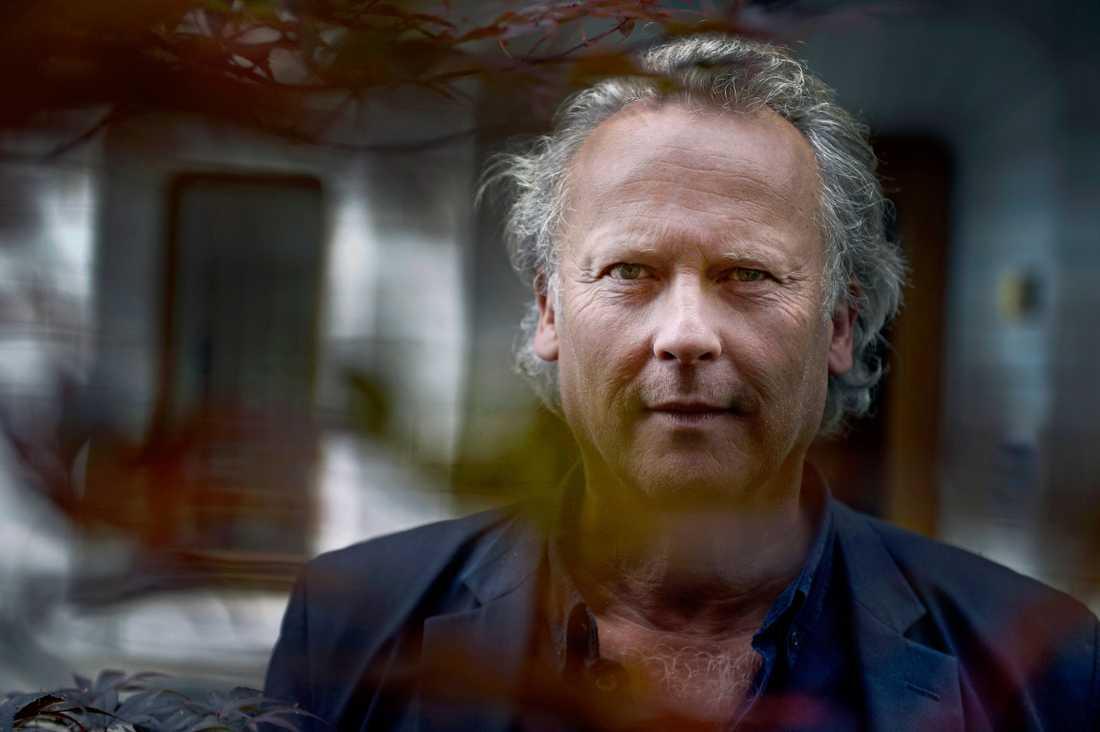 Klas Östergren har översatt John le Carrés memoarer.