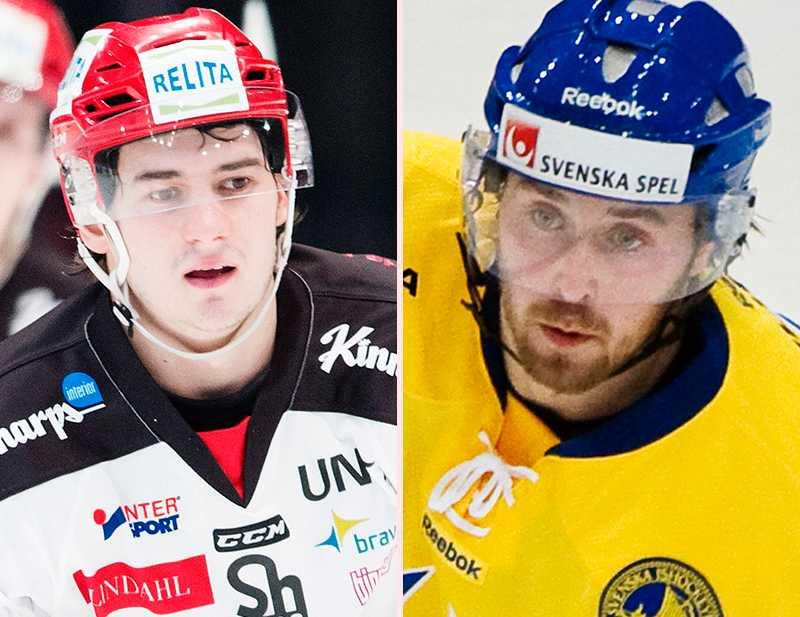 """Haga och """"Kolan"""" Karlsson."""
