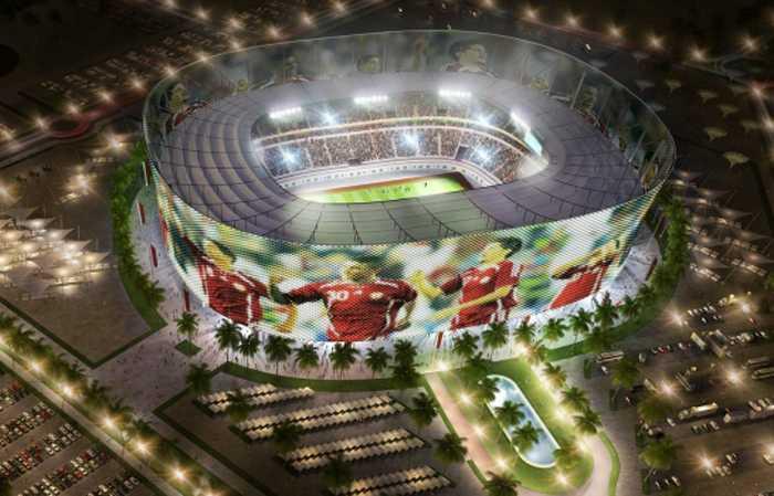 Al-Rayyan Stadium igen.