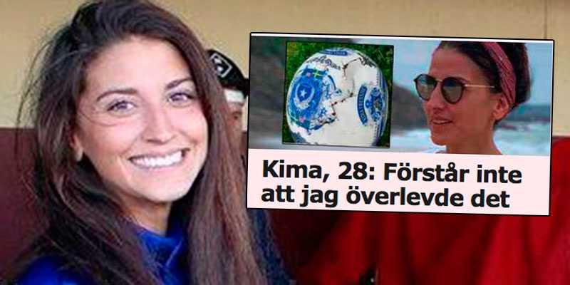 Kima Frenning slutar att köra travlopp.