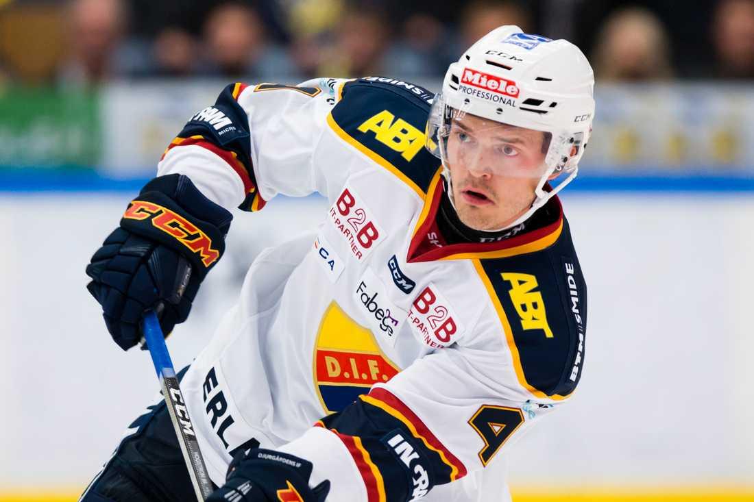 Marcus Högström.