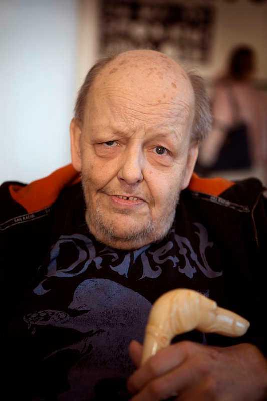 Freddie Wadling hann göra flera låttolkningar.