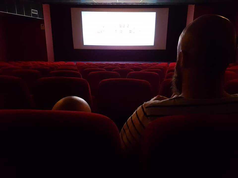 Fick äntligen se favoritfilmen.