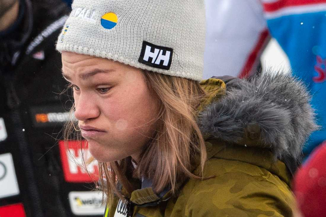Anna Swenn-Larsson.