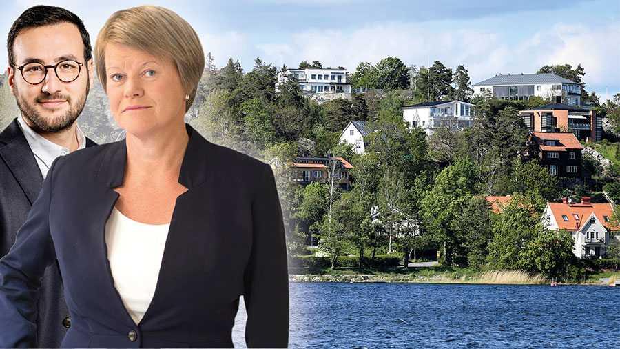 Vänsterpartiet anser inte bara att det är värt besväret att beskatta de rika – det är nödvändigt. Därför föreslår vi en rejäl förändring av skattepolitiken riktat direkt mot den lilla men allt rikare ekonomiska eliten, skriver Ulla Andersson och Tony Haddou.