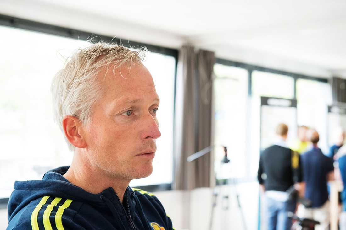 Håkan Sjöstrand.