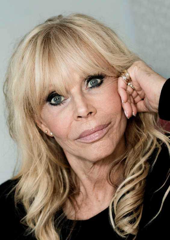 Britt Ekland, 71.