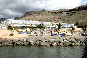 Puerto de Mogán - vacker fiskeby.