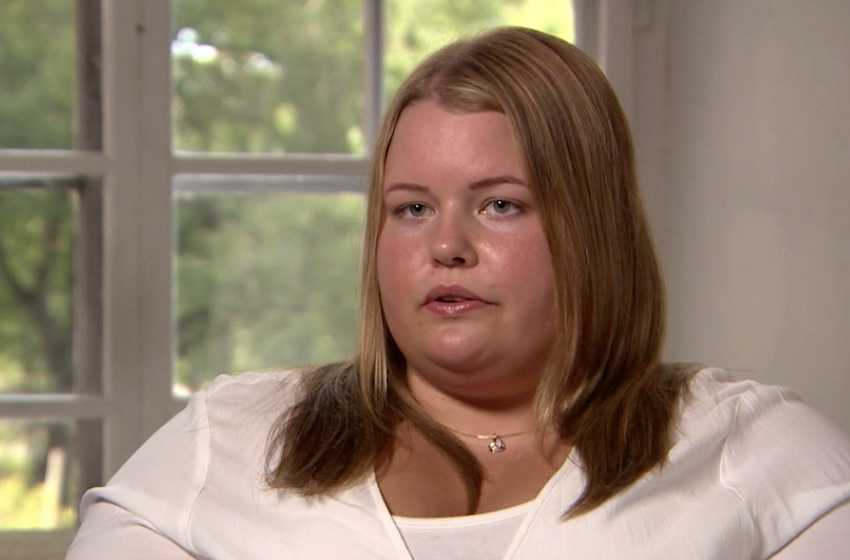 "Cathrine Söderström i ""Biggest loser 2017""."