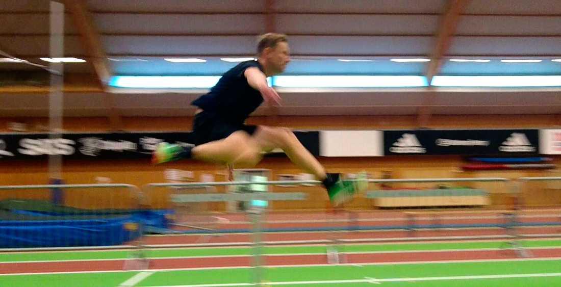 Kennet Andersson har specialtränats i ett halvår.