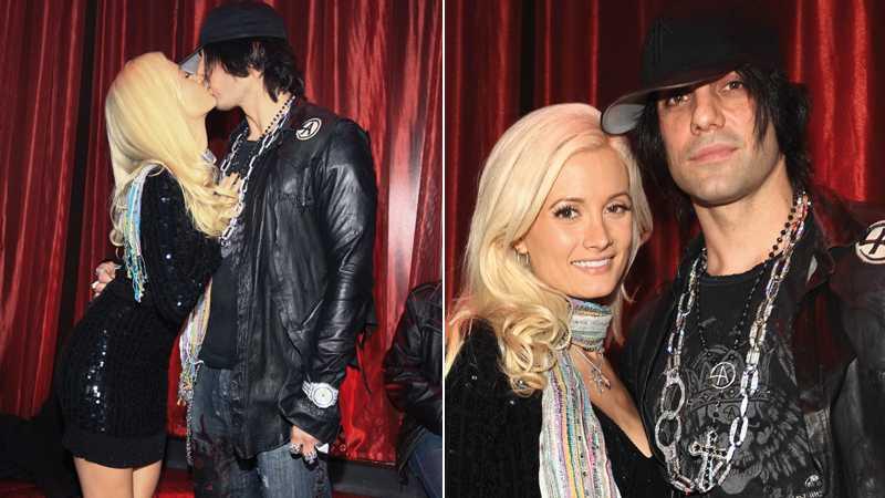 Kärlekssagan över Holly Madison och Criss Angel har gjort slut.