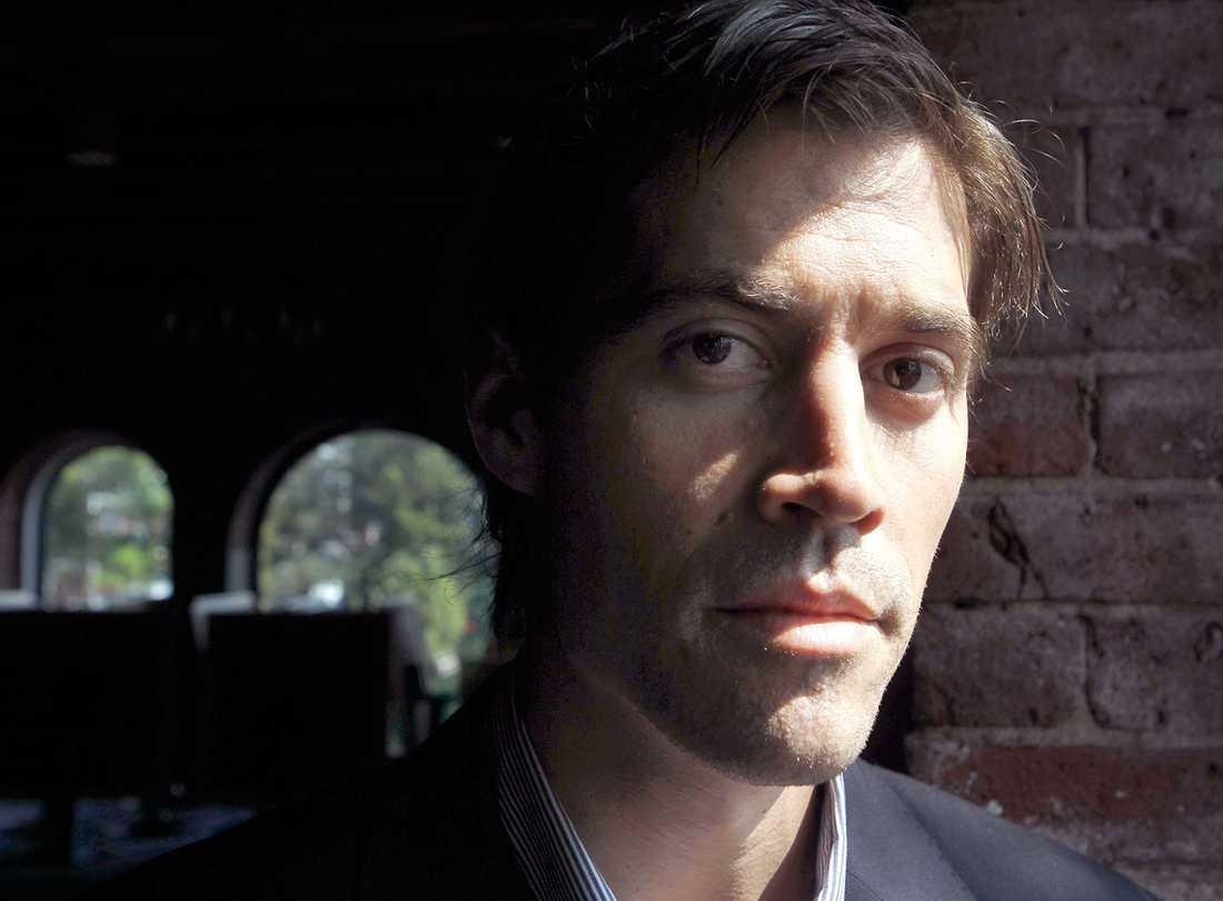 James Foley, videojournalist med uppdrag för bland annat AFP försvann i november förra året. Det är inte ens känt vem det är som håller honom.
