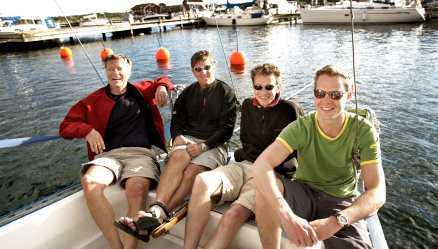Dejta män i Stenungsund