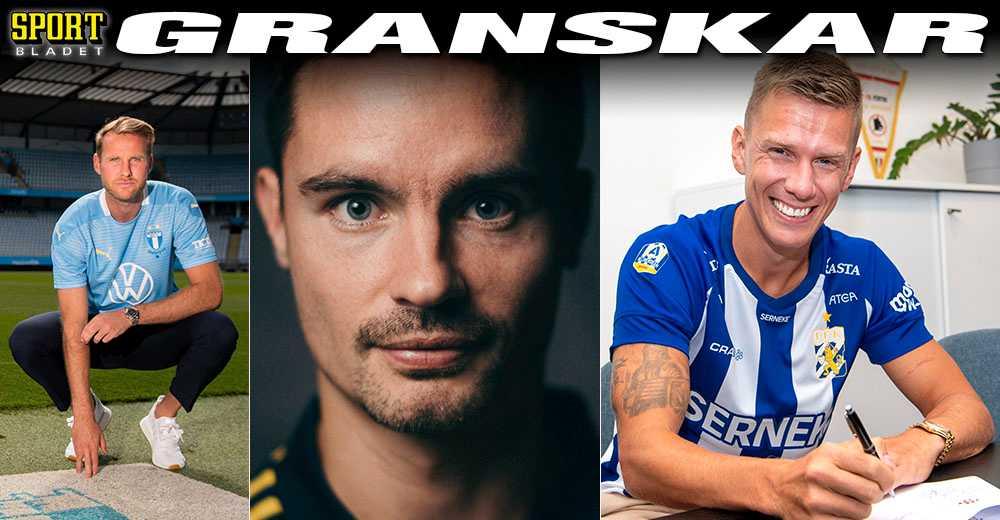 Ola Toivonen, Mikael Lustig och Pontus Wernbloom är tre profiler som anslutit till allsvenskan.
