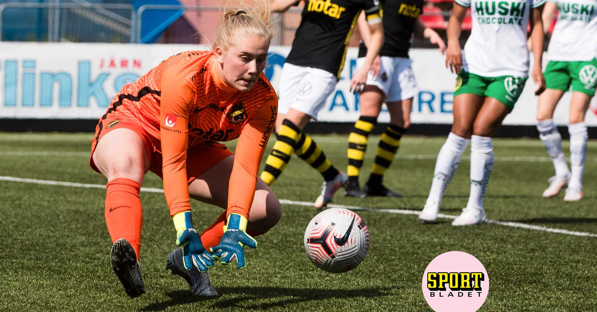 AIK med skrällpoäng – kryssade mot KDFF