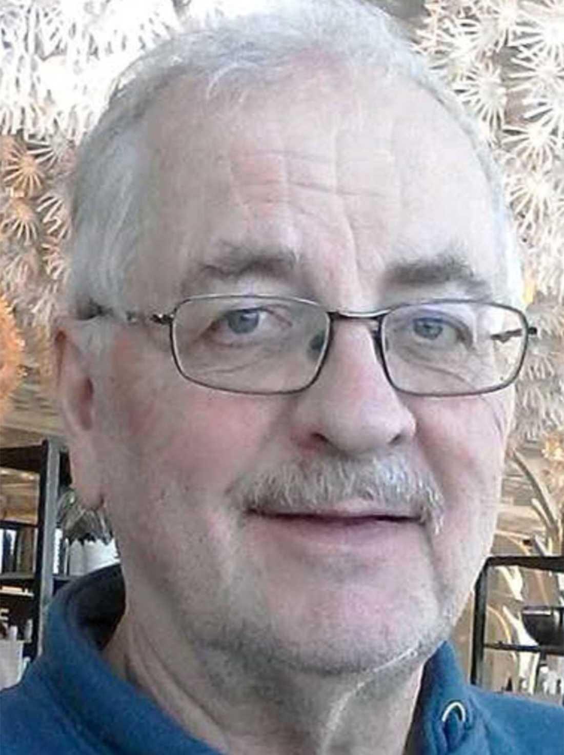 Lars Gunnar Lech, 70, blev vittne till raset-